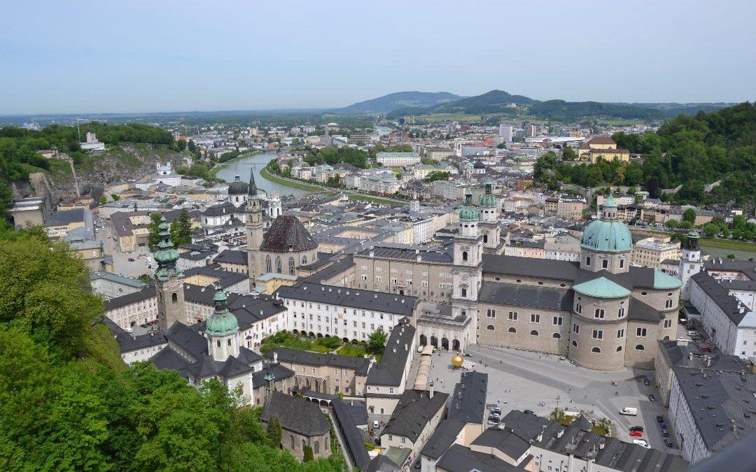 Le top 3 des endroits à visiter à Salzbourg (Autriche) d'après mes enfants