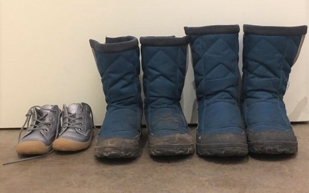 Quelles chaussures choisir pour ses enfants ?