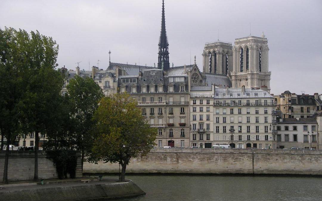 Notre-Dame…