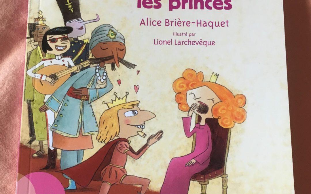 La princesse qui n'aimait pas les princes, un conte de fées sur l'homosexualité et la tolérance