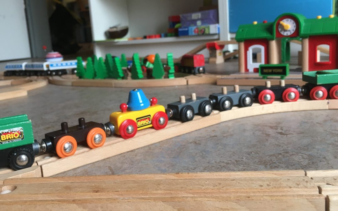 Bobby-Car et Brio : les classiques des petits Allemands