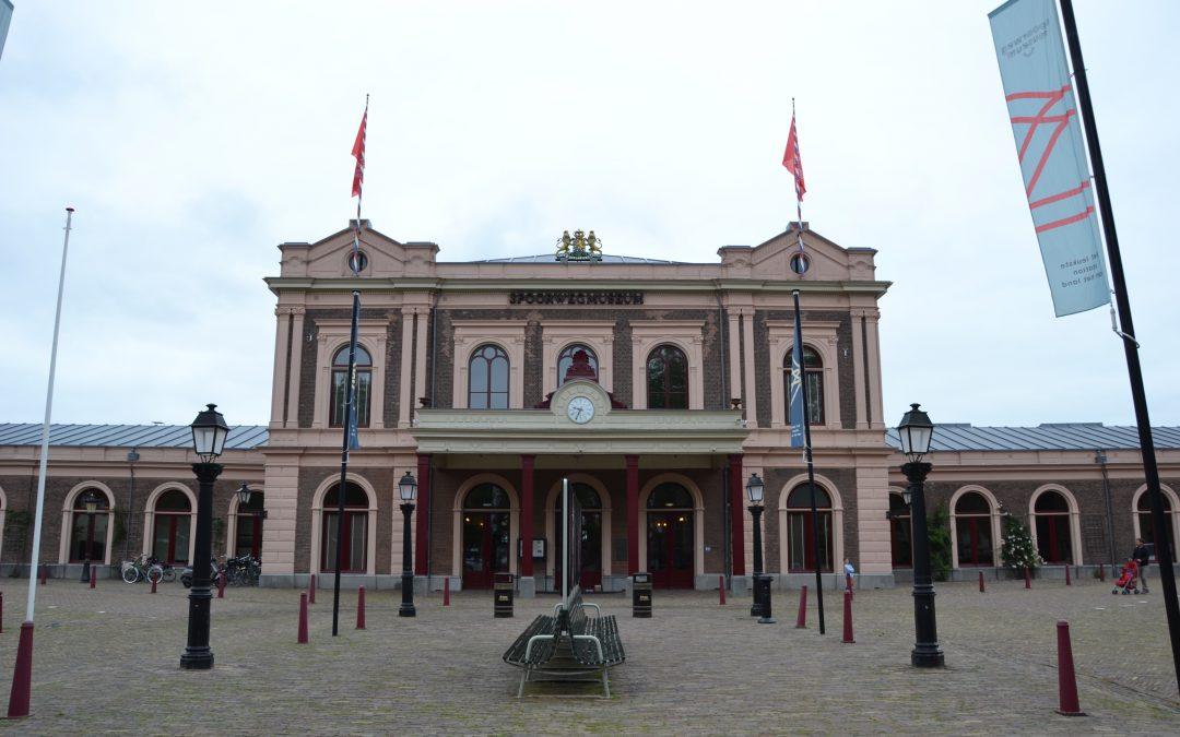 Utrecht, notre étape pour petits (et grands) passionnés du rail