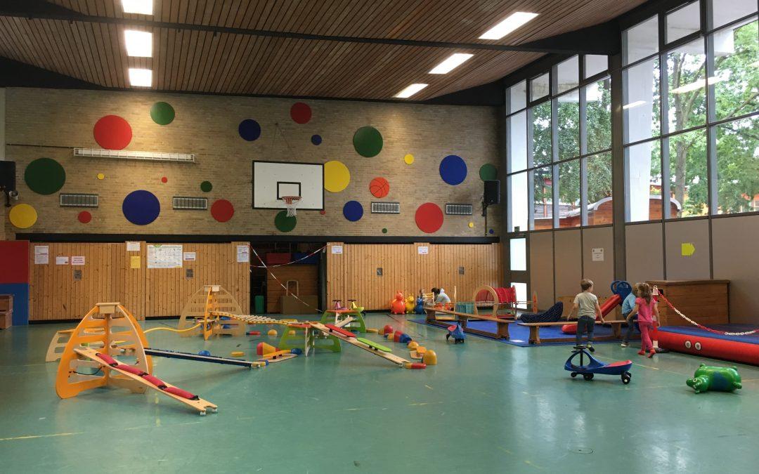 Hambourg, il pleut, les enfants veulent bouger… On va à Tala 300 ?