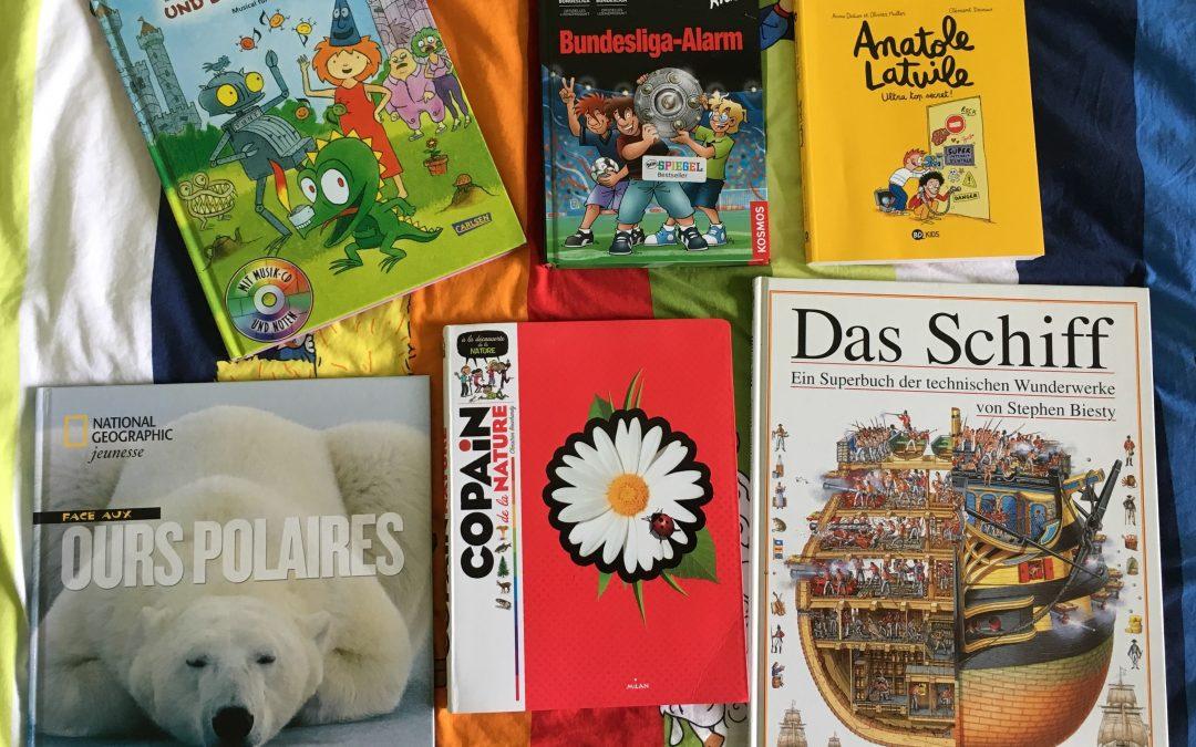 Quelle chance d'être déjà bilingue ! 10 conseils pour aider ses enfants à être de vrais bilingues
