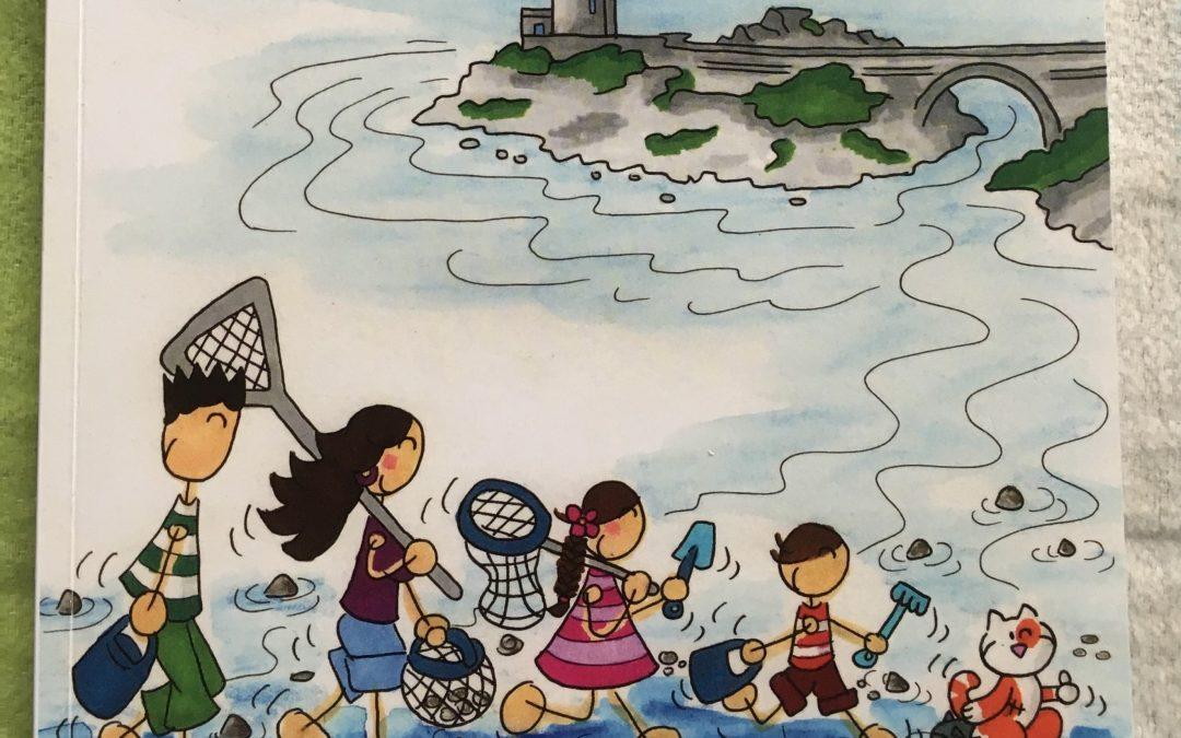 Les aventures de Kazh, une BD en français et en allemand