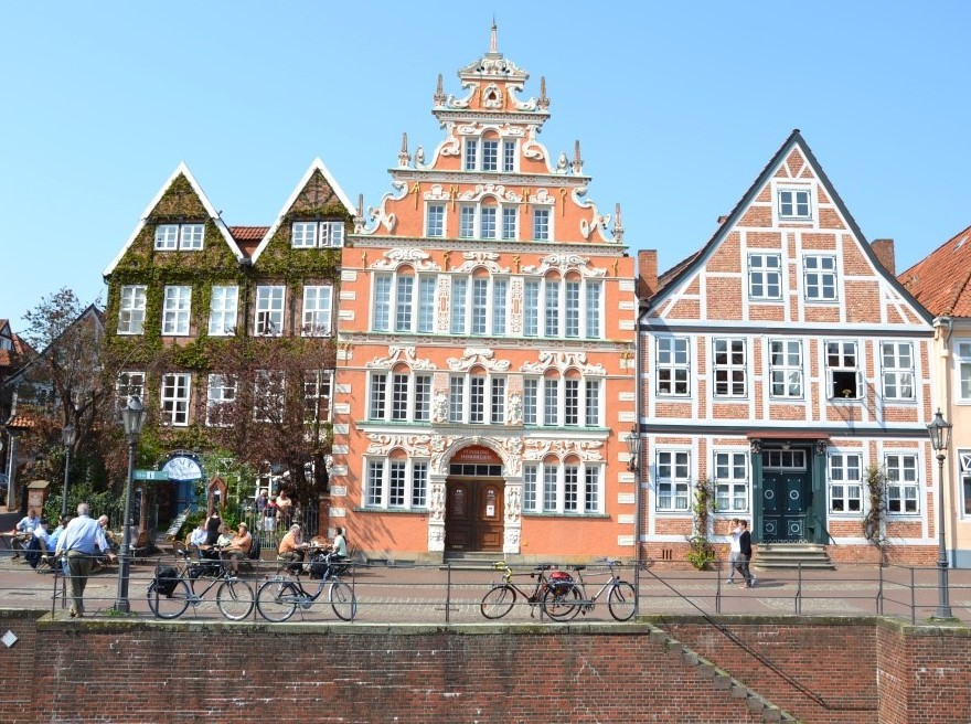 Stade, une belle ville aux portes de Hambourg