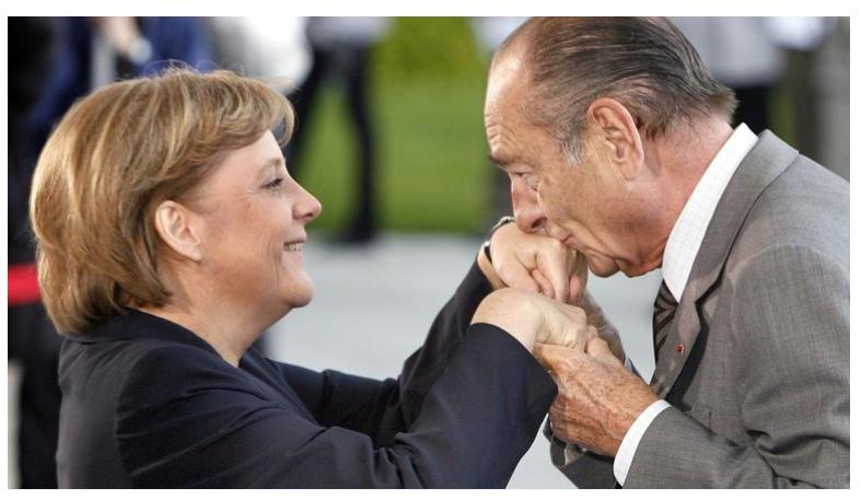 Die deutschen flirten sehr subtil wir sind helden