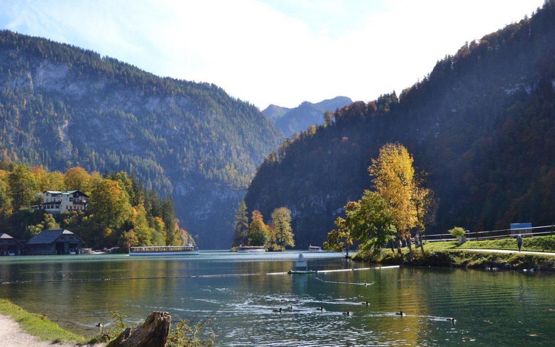 Les dix endroits que je rêve de visiter en Allemagne