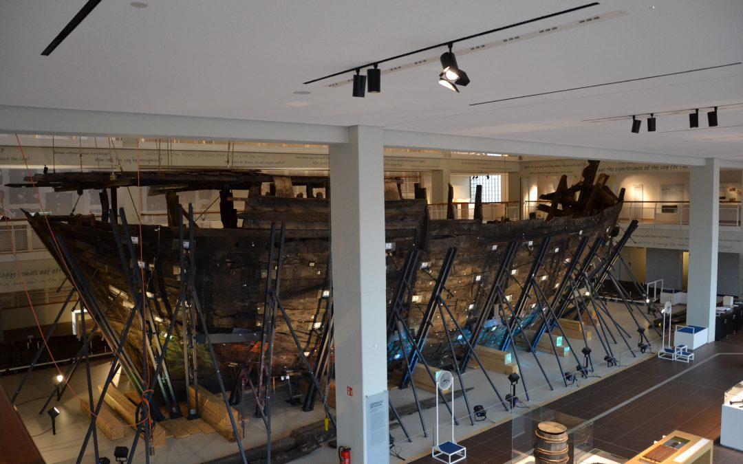 De la cogue hanséatique au navire de recherche en milieu polaire, notre visite du Deutsches Schifffahrtsmuseum à Bremerhaven
