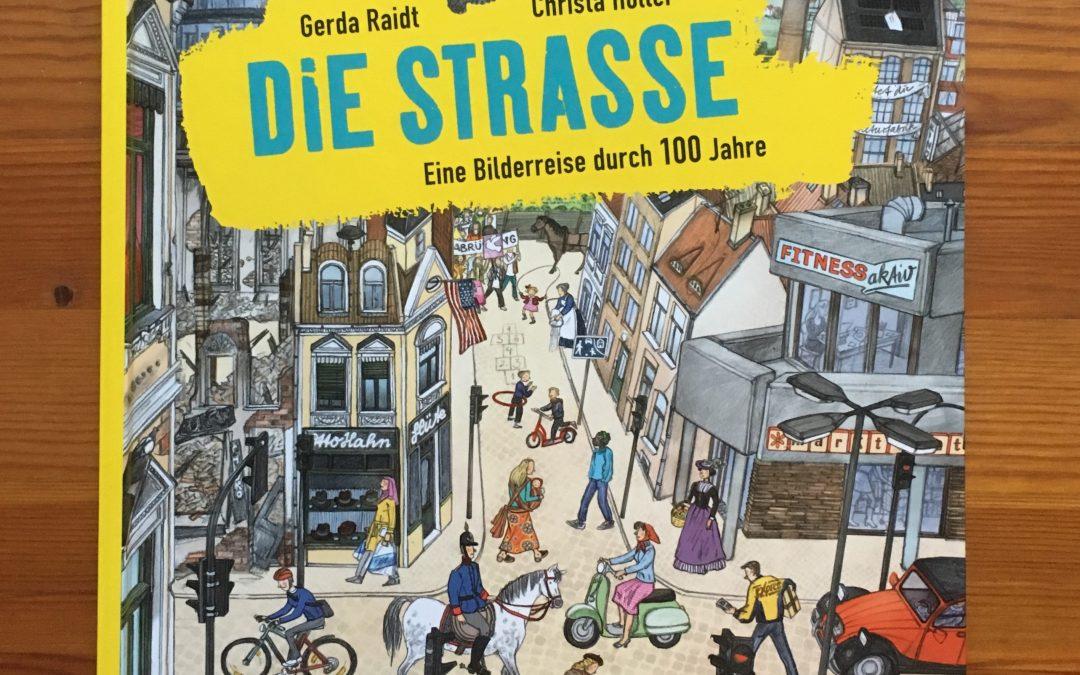 Une rue allemande pendant cent ans : un livre pour enfants passionnant