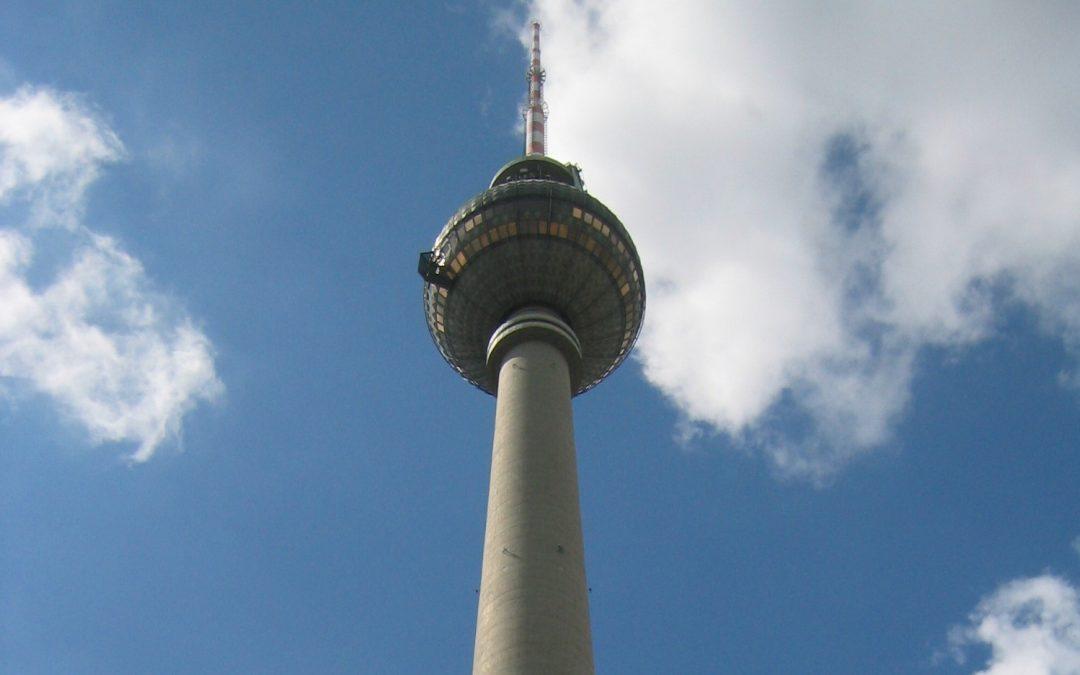 En haut… de Berlin !