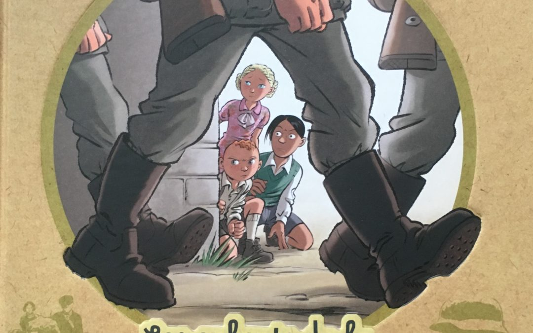 La Résistance et la Seconde Guerre mondiale en BD : Les enfants de la Résistance