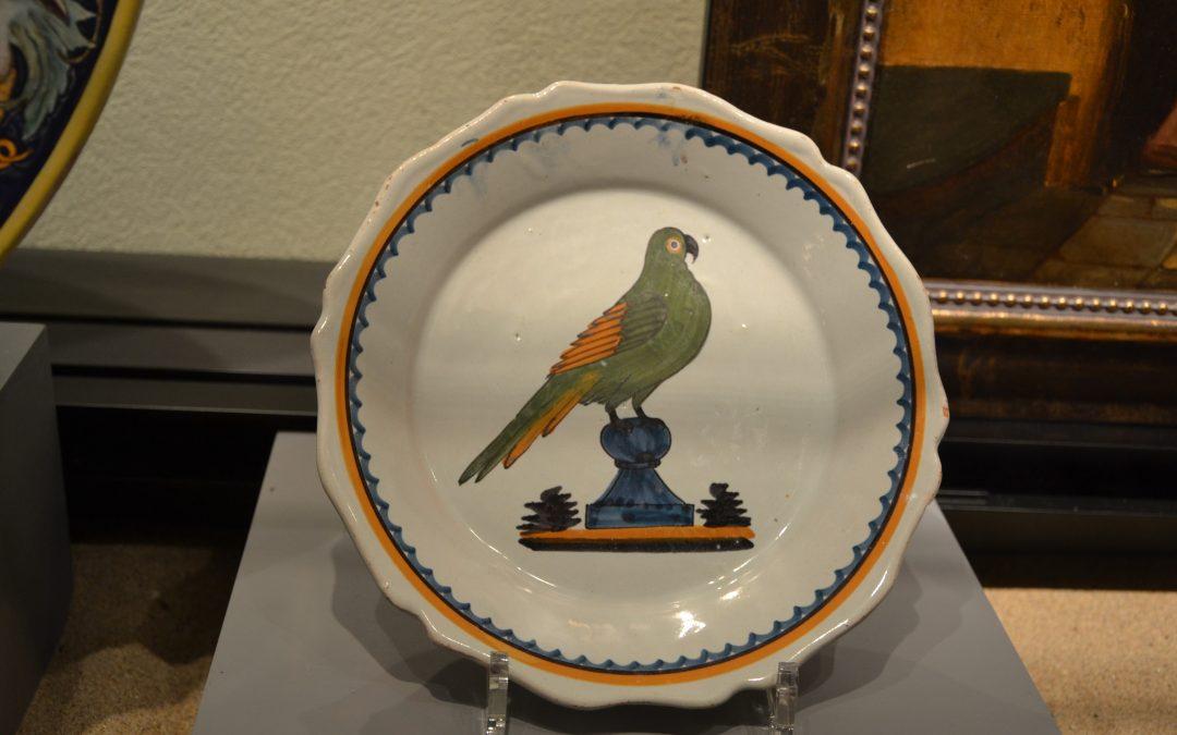 Ver-Vert ou les aventures d'un perroquet nivernais du XVIIIe siècle