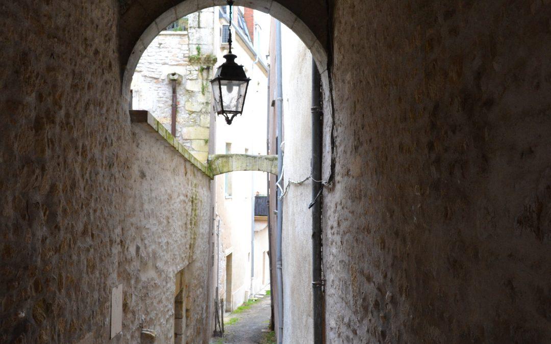 Les rues de La Charité