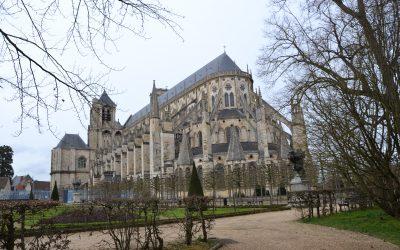 Bourges, capitale du Berry