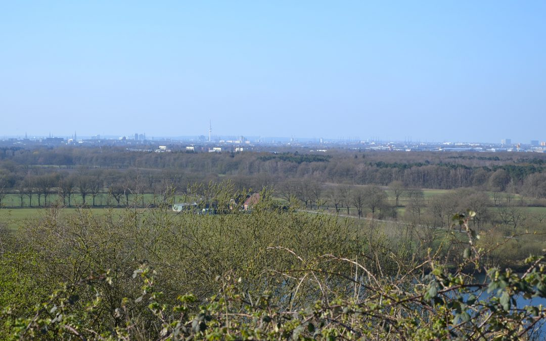 La plus belle vue sur tout Hambourg ?