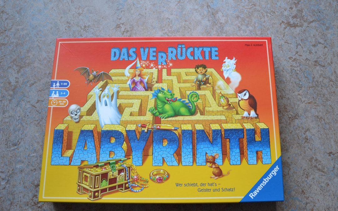 Le jeu du labyrinthe : notre compagnon pendant ces semaines à la maison