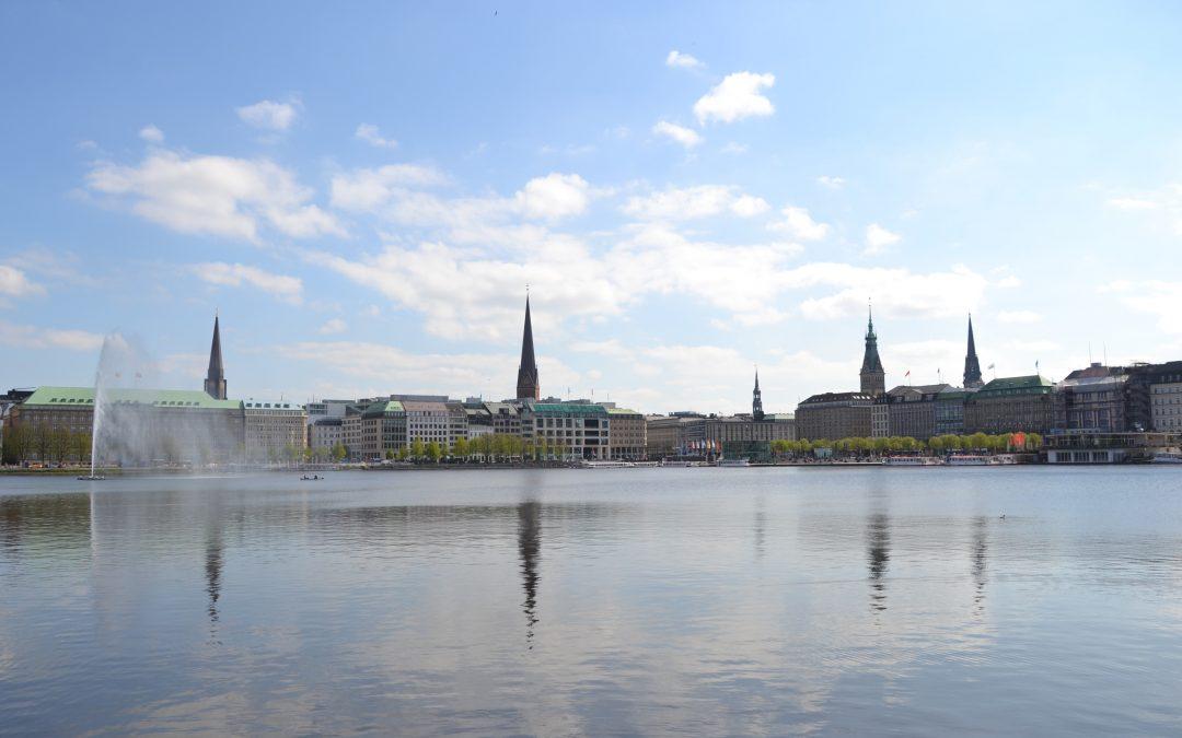 Hambourg, ma ville