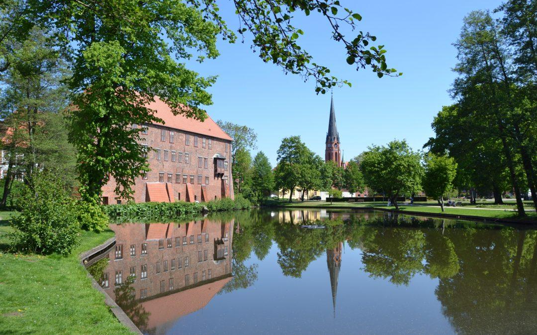 Winsen (Luhe) : beau château et nature paisible