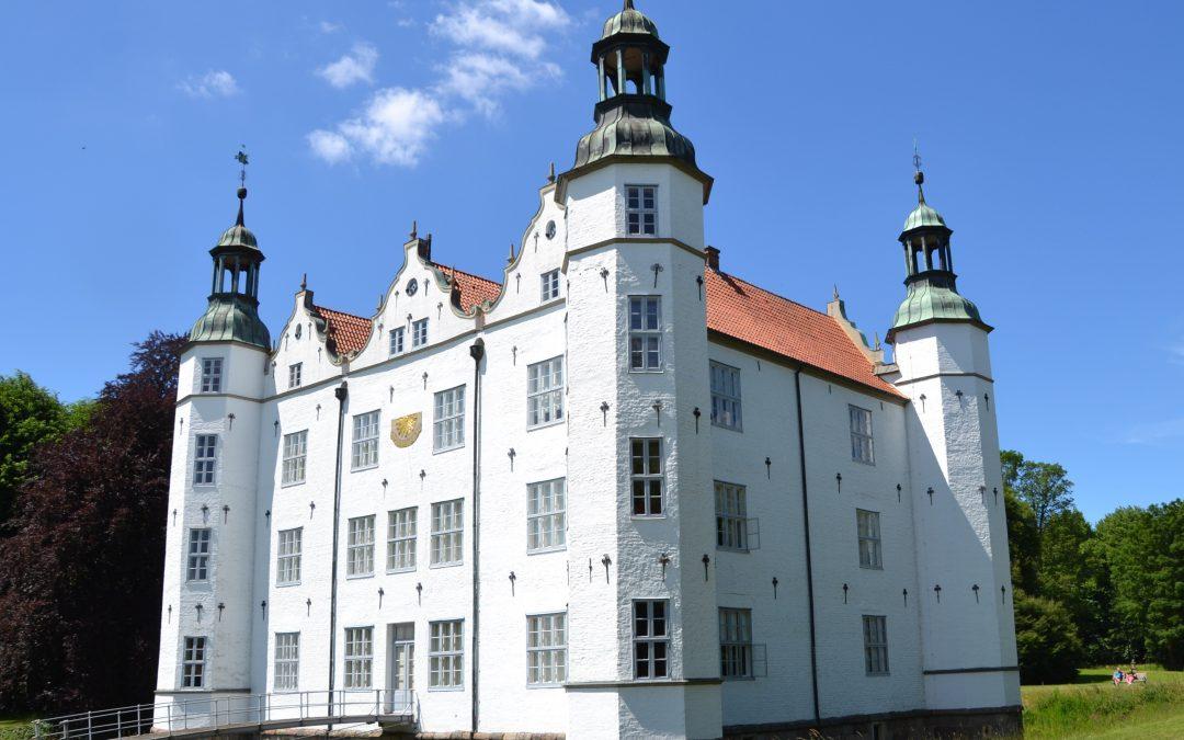 Aux portes de Hambourg, le château d'Ahrensburg