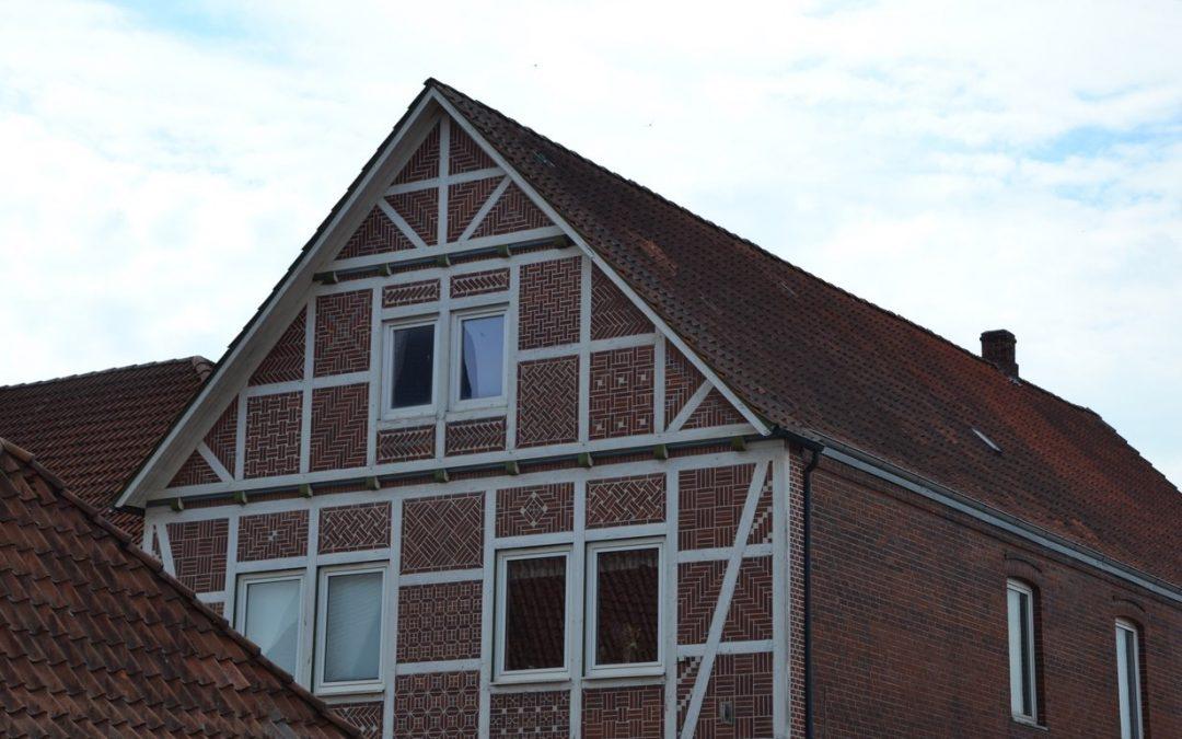 Jork et ses jolies maisons à colombage dans l'Altes Land