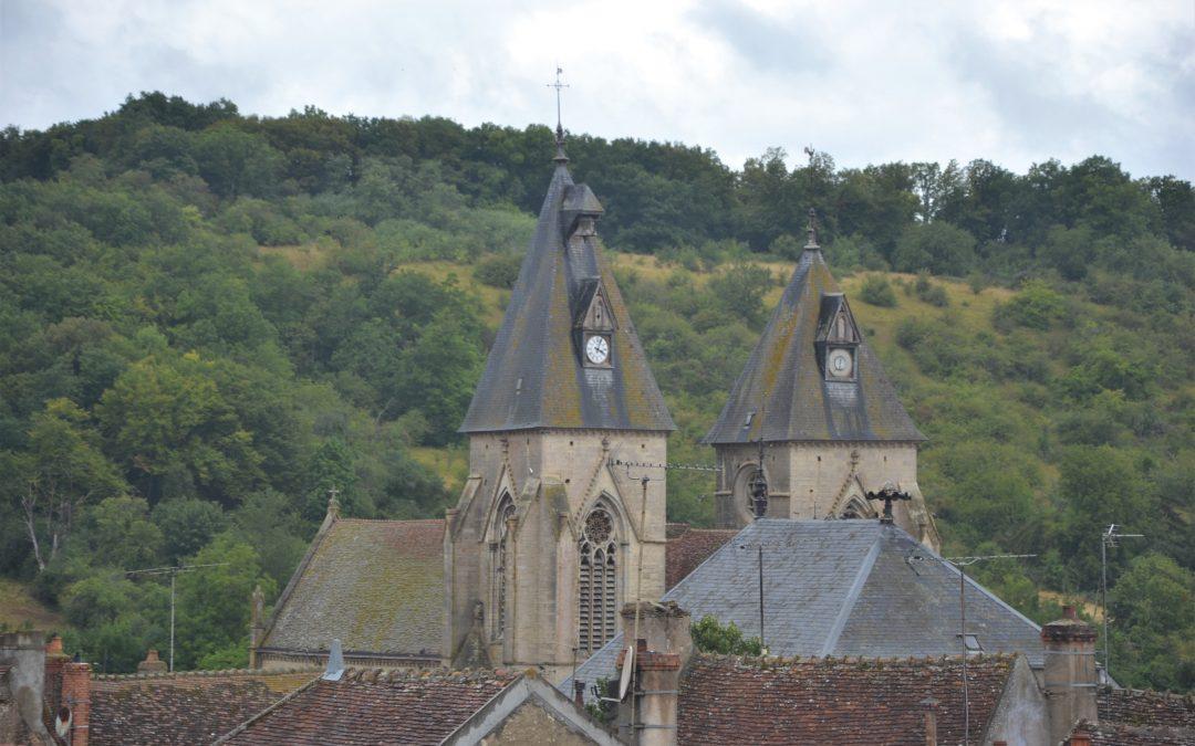 Varzy, une petite ville médiévale au cœur de la Nièvre