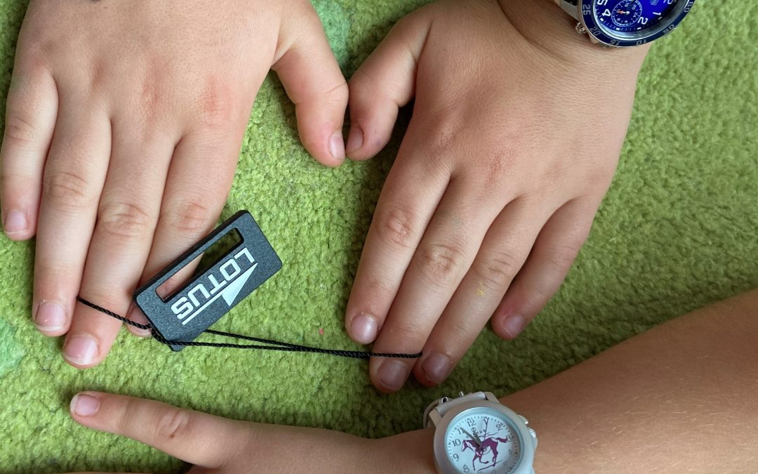 Chevaux et chronomètre : de nouvelles montres pour les enfants