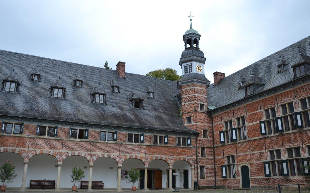 Schloss Reinbek, un château Renaissance en briques