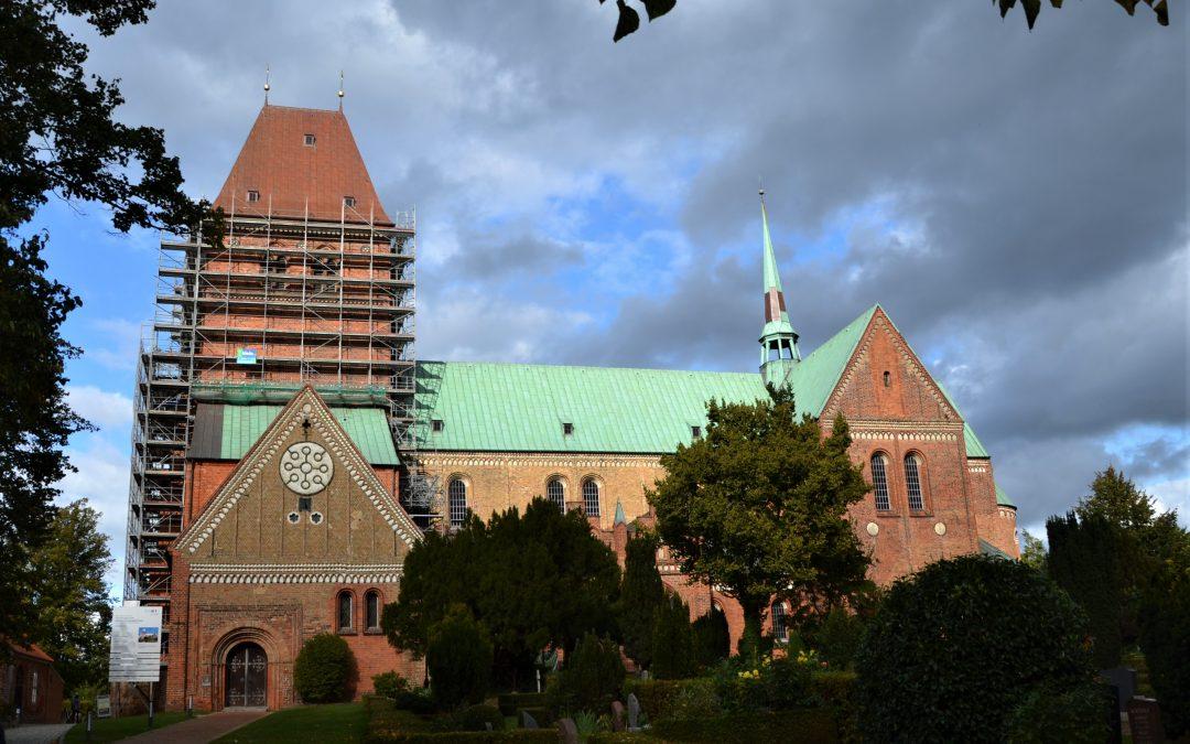 La cathédrale de Ratzeburg (Ratzeburger Dom), un beau témoignage de l'architecture romane de brique