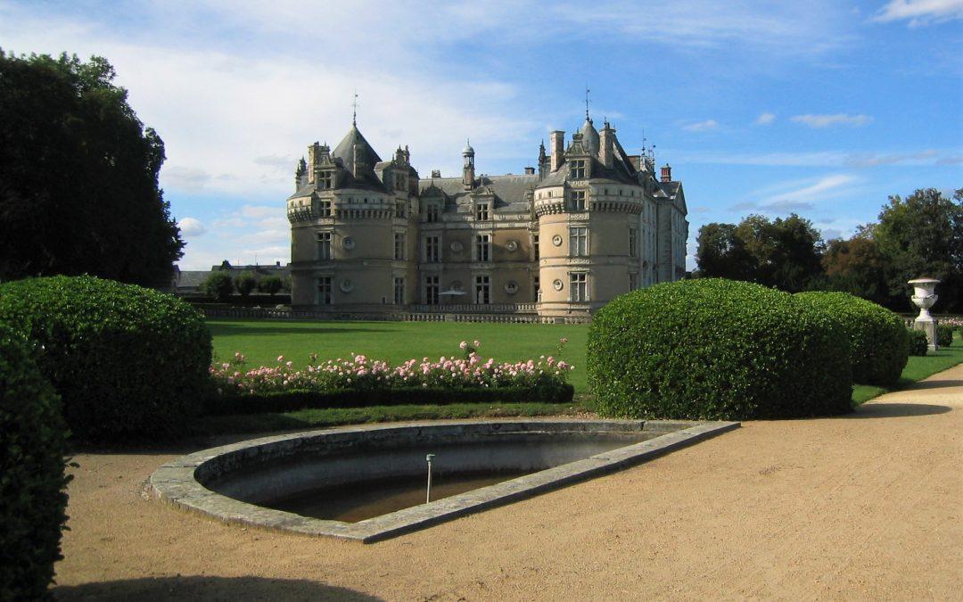 Le château du Lude, une belle découverte due au hasard