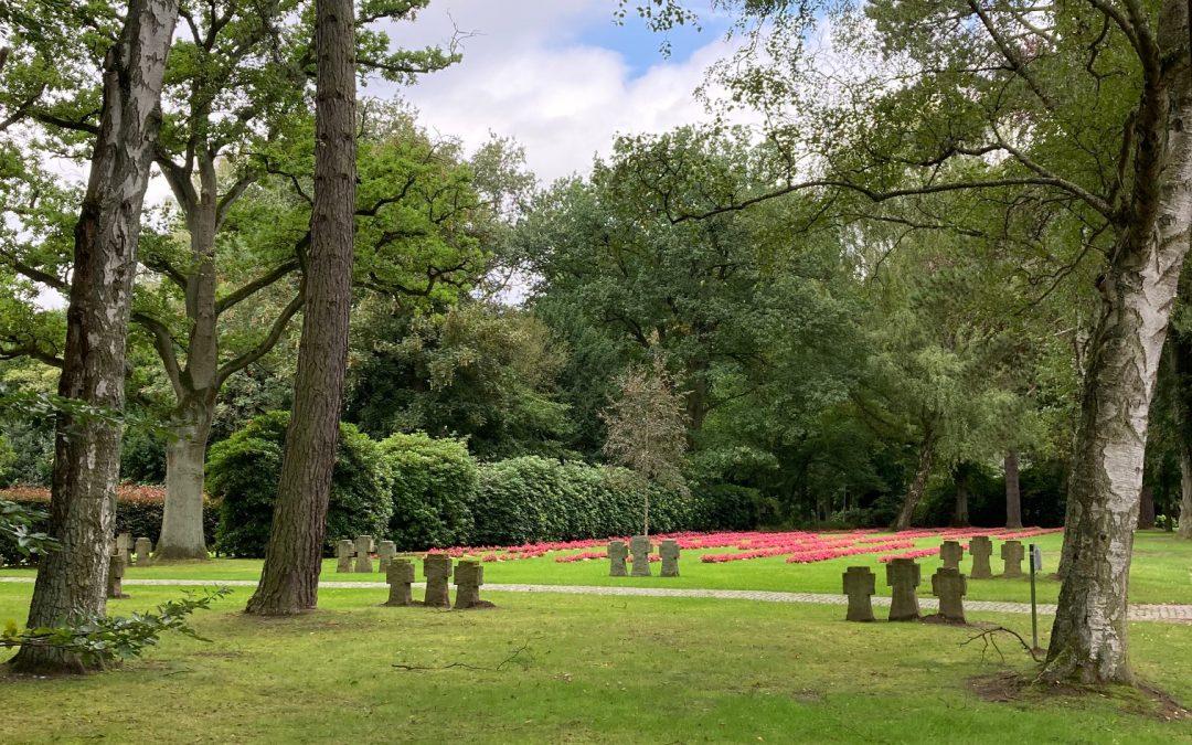 A la découverte du grand parc-cimetière d'Ohlsdorf (Ohlsdorfer Friedhof)
