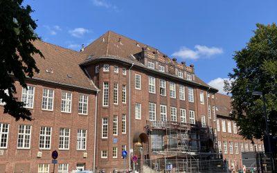 En visite au Musée d'histoire de la médecine (UKE) de Hambourg